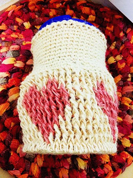 編み込み小物